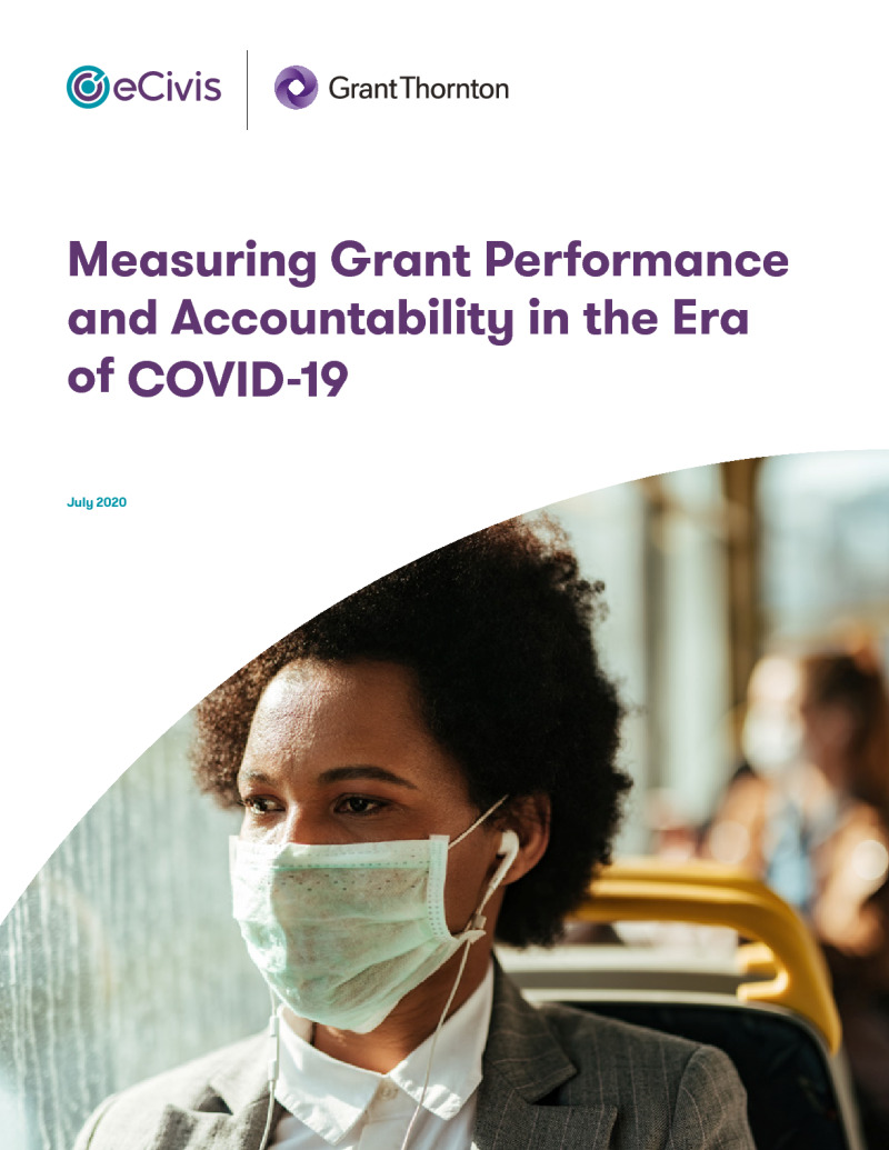 Measuring Grant Performance and Accountability in the Era of COVID-19