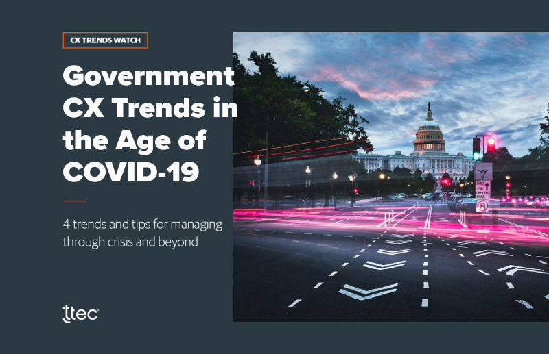 2021 CX Report: Citizen Experience in the Age of COVID-19