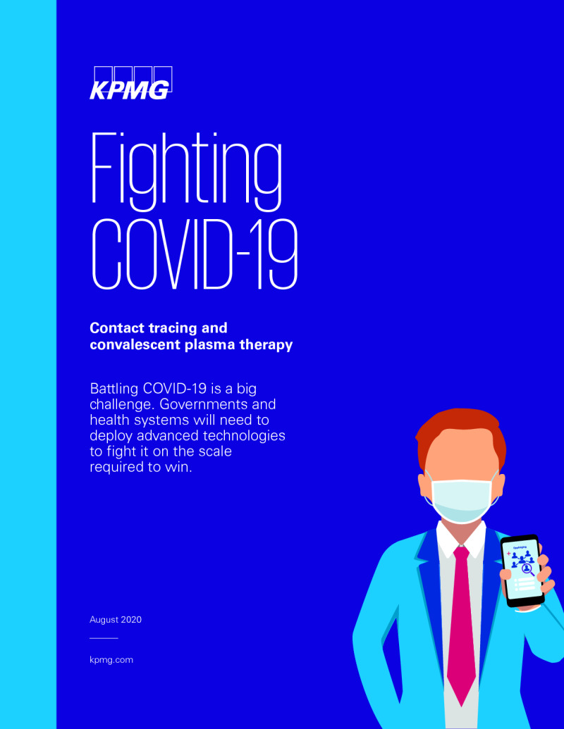 Fighting COVID-19: Contact Tracing and Convalescent Plasma Therapy