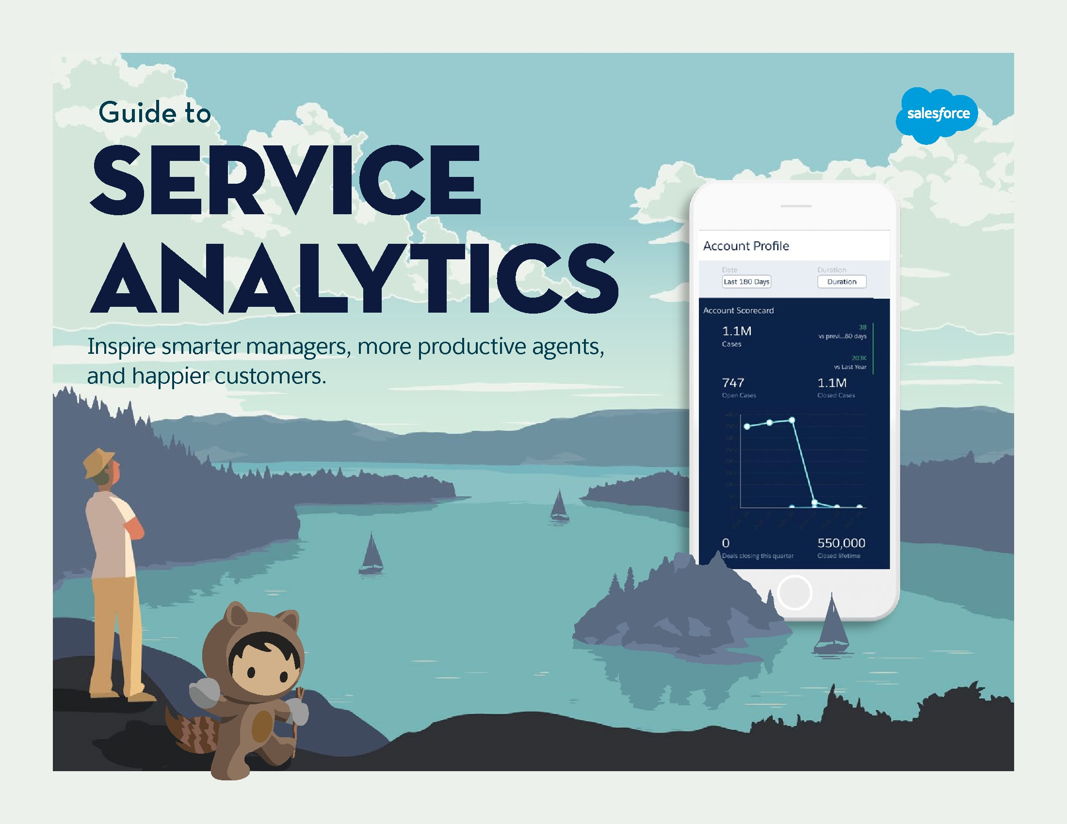 GOV - Salesforce - 2018 Microsite - Guide to Service Analytics