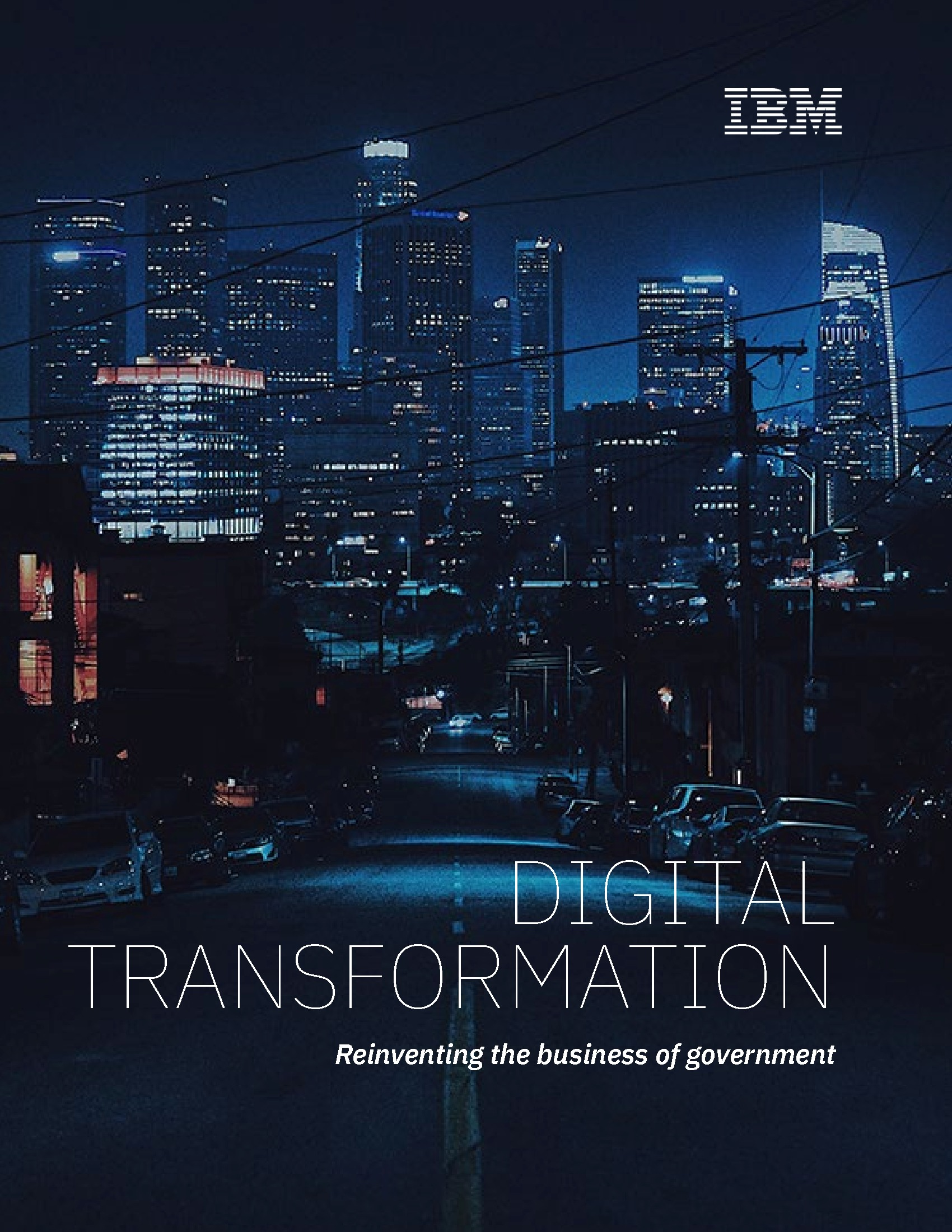 GT - IBM - 2019 Cloud Channel - Digital Transformation
