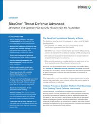 BloxOne™ Threat Defense Advanced