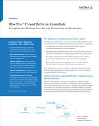 BloxOne™ Threat Defense Essentials