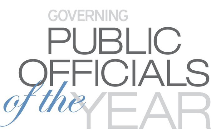 Public Officials of the Year