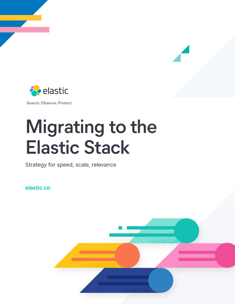 Migrating to the Elastic Stack