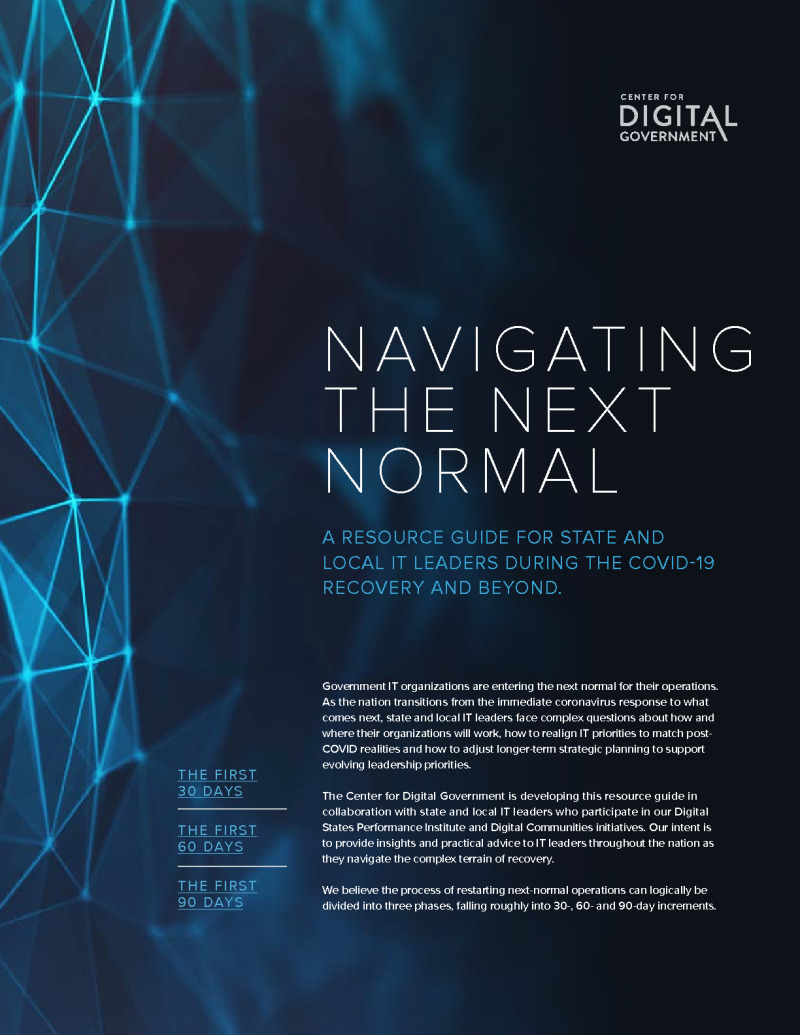 Navigating the Next New Normal