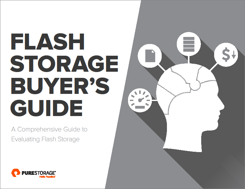 GT - Pure Storage - Channel Sponsorship 2018 - Flash Storage Buyer's Guide