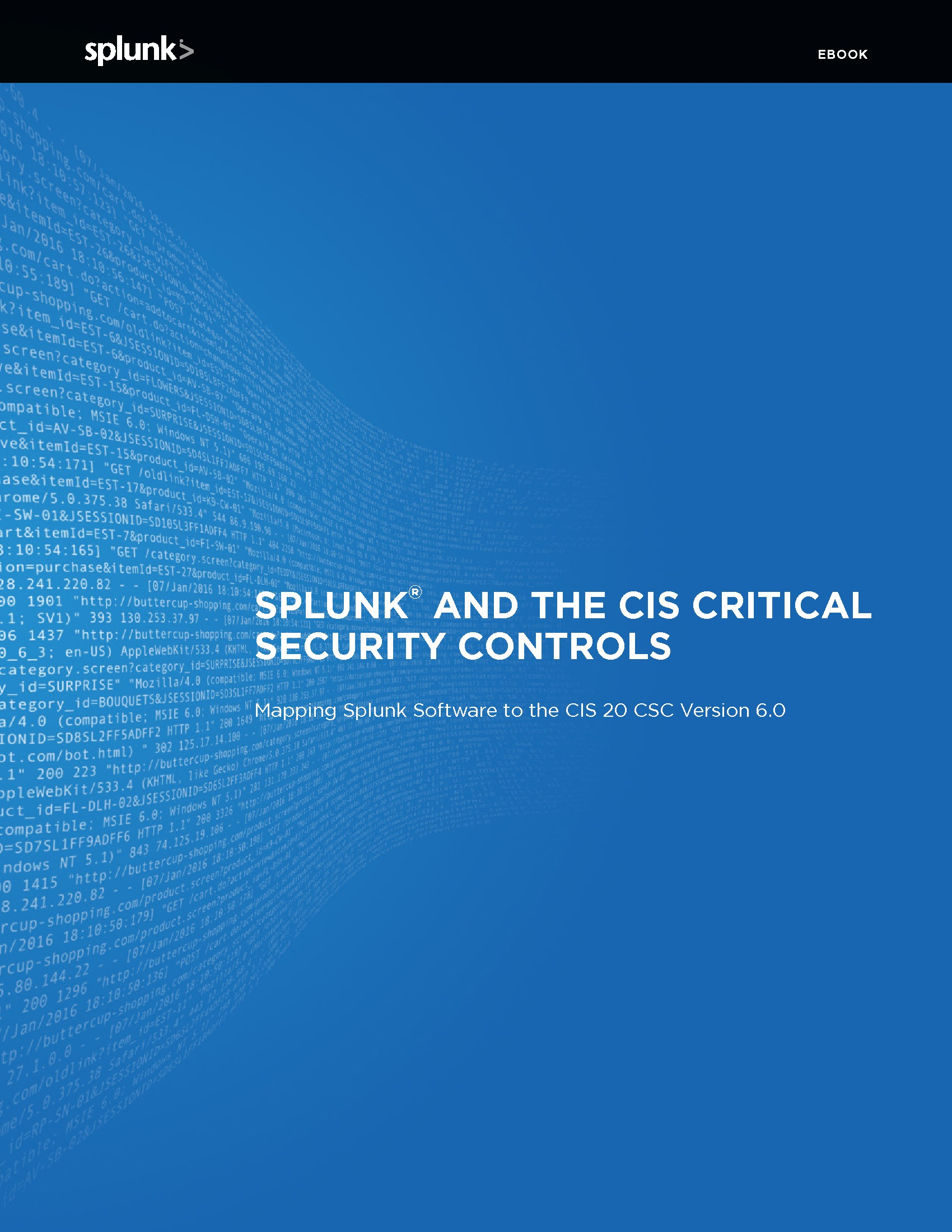 GT - Splunk - Supplied - 190913 - Splunk and the CIS