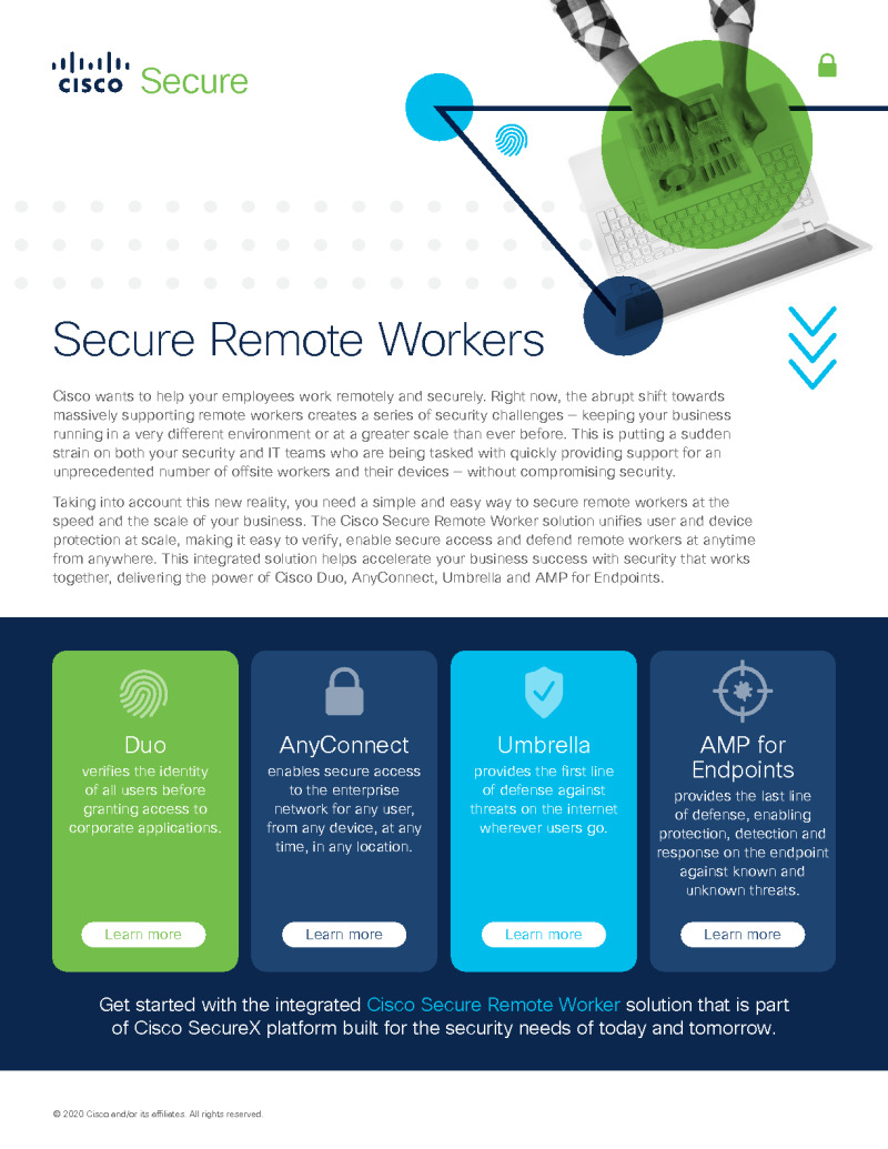 Secure Remote Workers