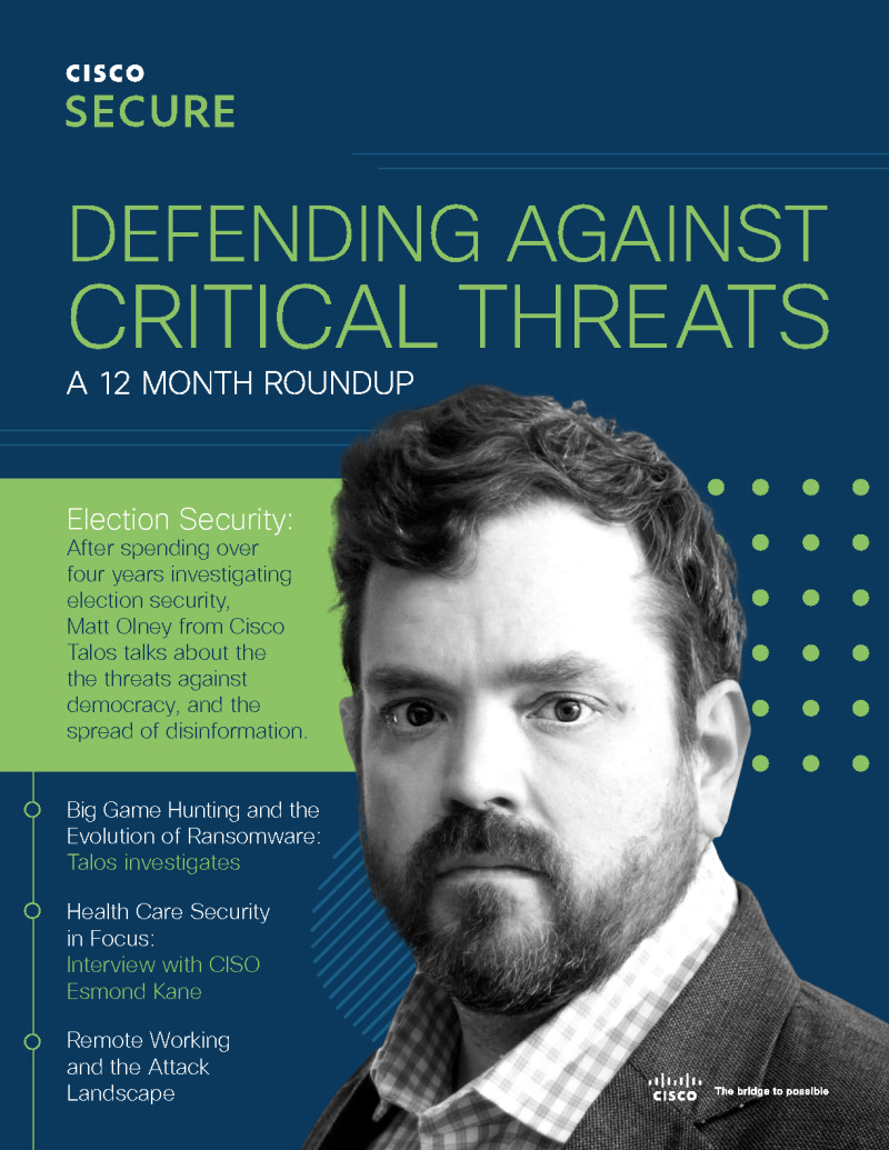 Defending Against Critical Threats