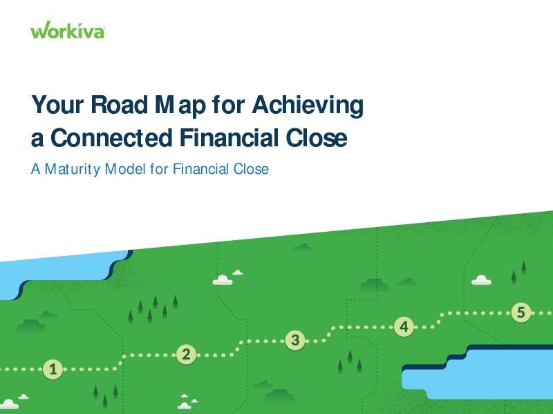 Your Road Map to a More Connected Financial Close